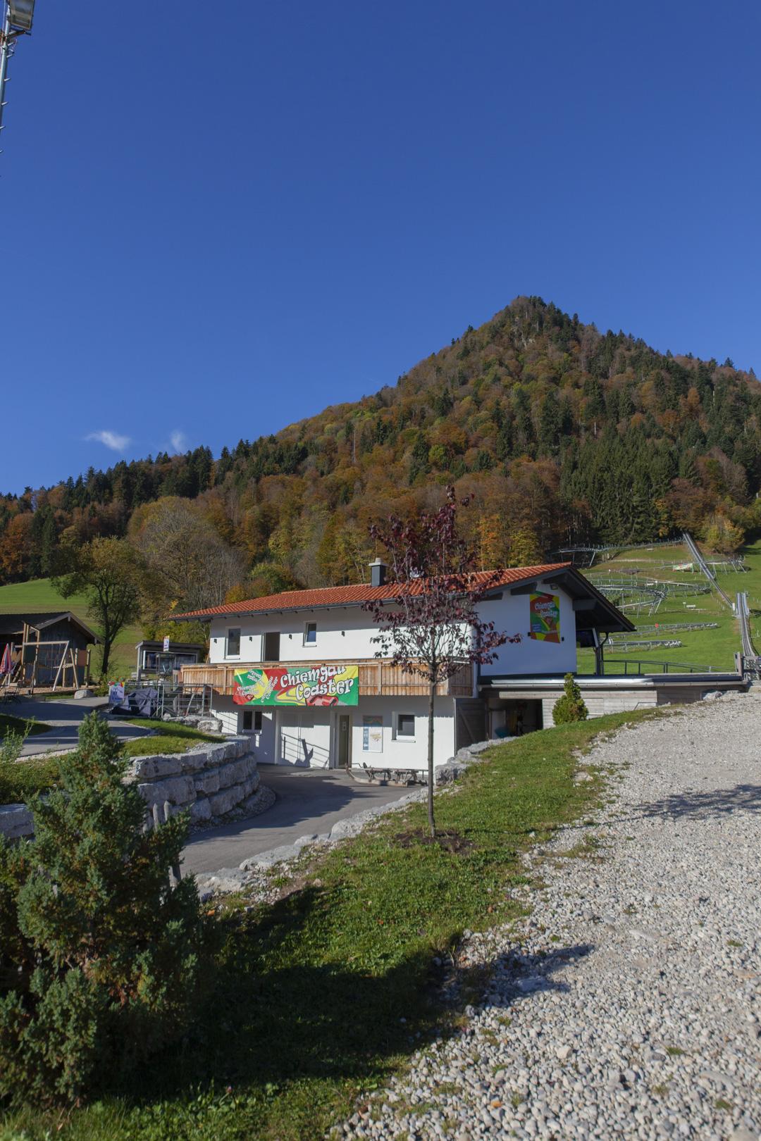 Kendler Holzhaus - Chiemgau Coaster Ruhpolding