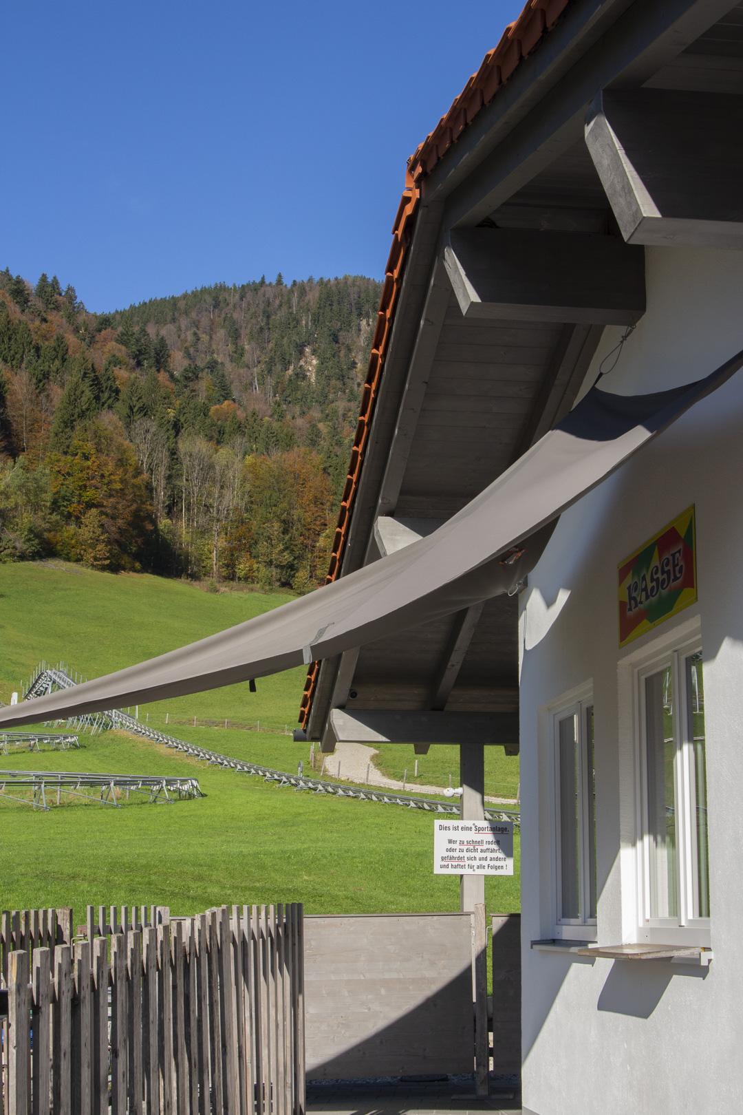 Galerie Gewerbebauten - Chiemgau Coaster Ruhpolding 3