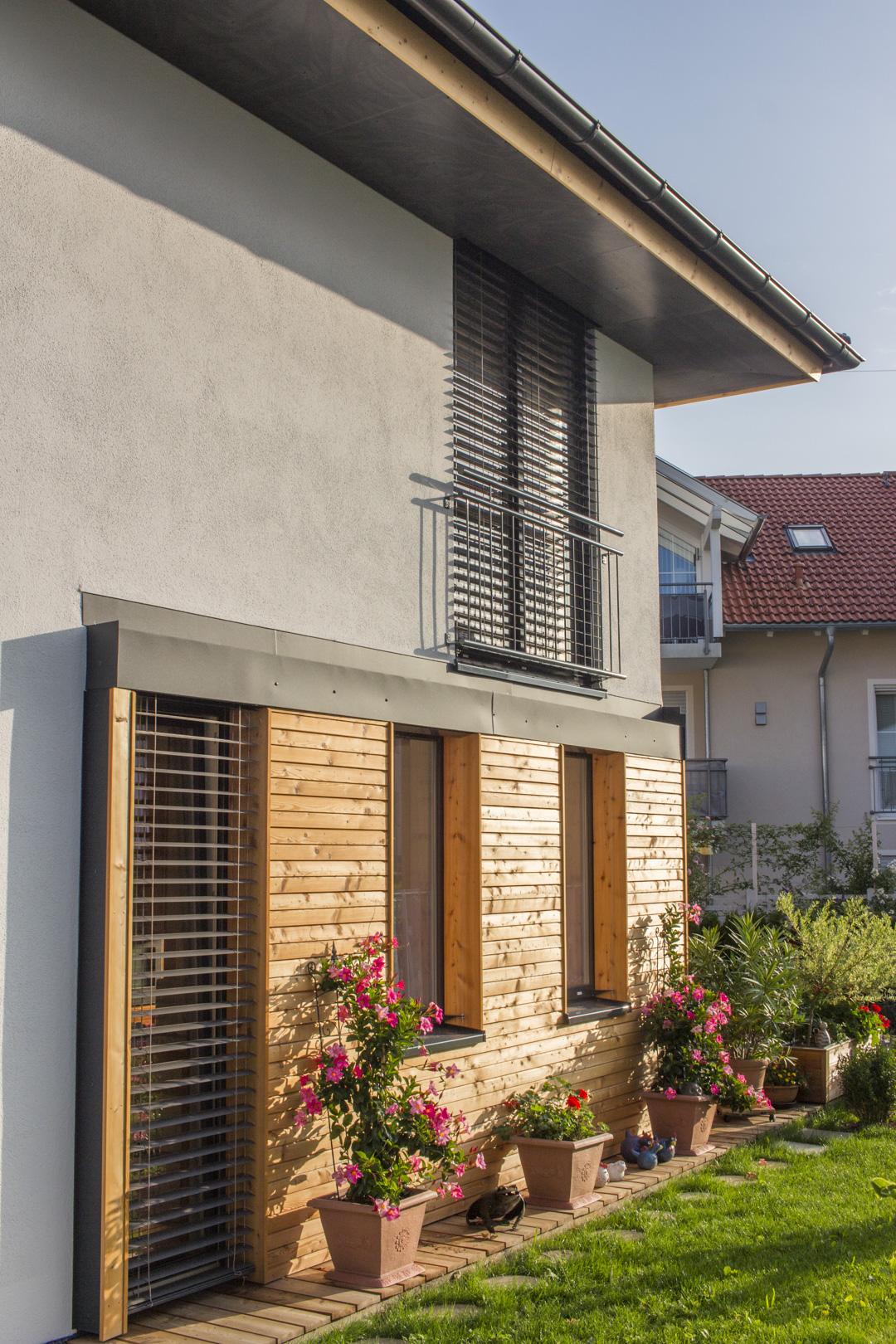 Kendler Holzhaus Traunstein Haslach