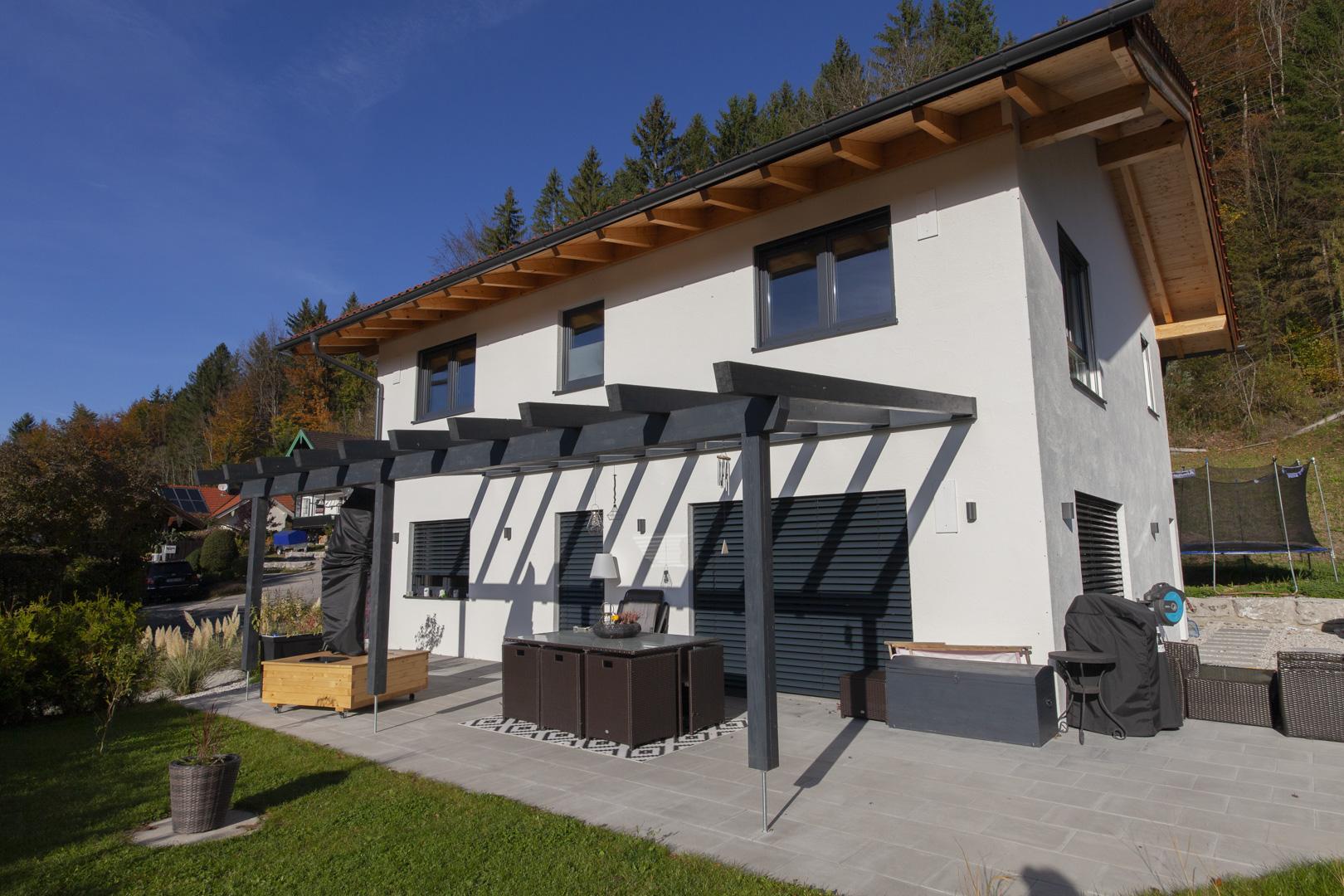 Kendler Holzhaus Ruhpolding