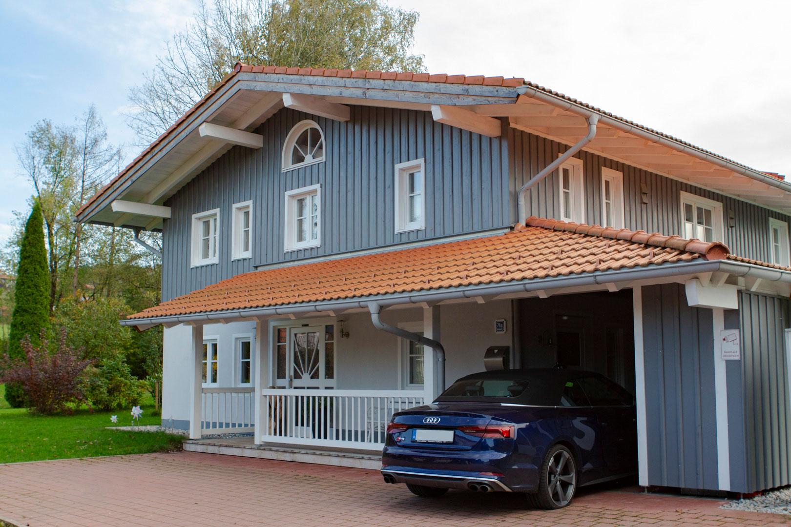 Kendler Holzhaus Bergen