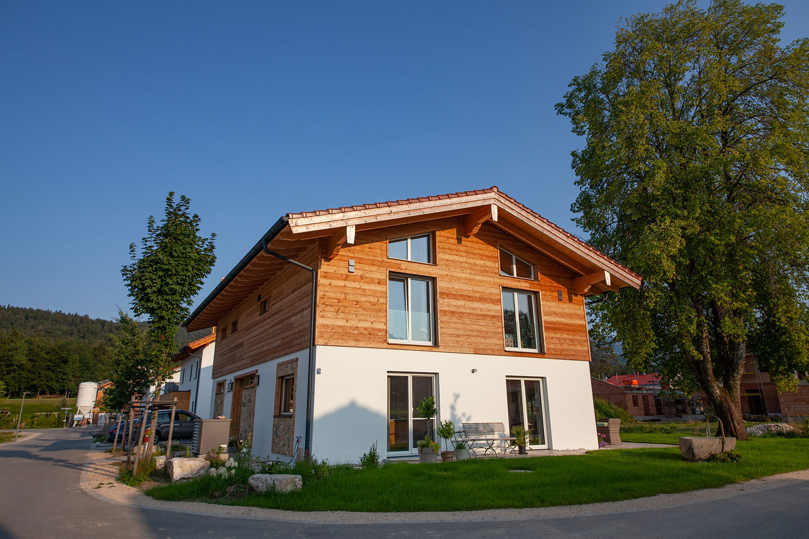 Kendler Holzhaus Hörgering