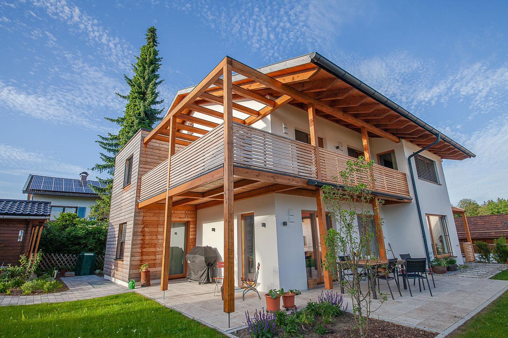 Kendler Holzhaus Hufschlag